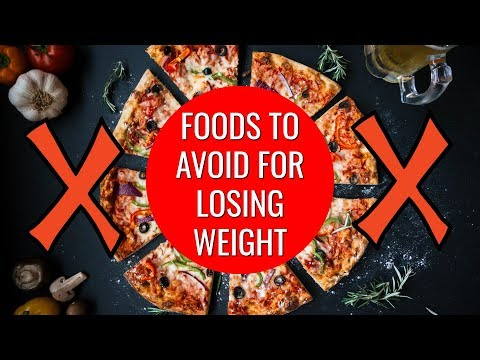 7 Foods You Need To Avoid To Lose Weight