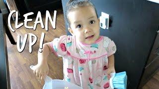 MY LITTLE HELPER! - March 17, 2017 -  ItsJudysLife Vlogs