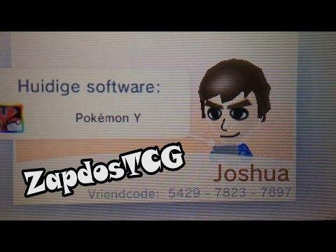 Pokemon X/Y - Friend Code Sharing Vid. + Friend Safari