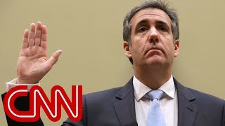 Cohen claims Sekulow knew part of his testimony was false