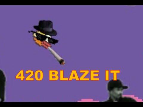MLG FLAPPY BIRD 420!