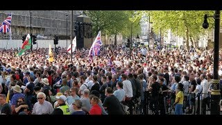 Why So Many People Protested For Free Tommy Robinson In London and Online