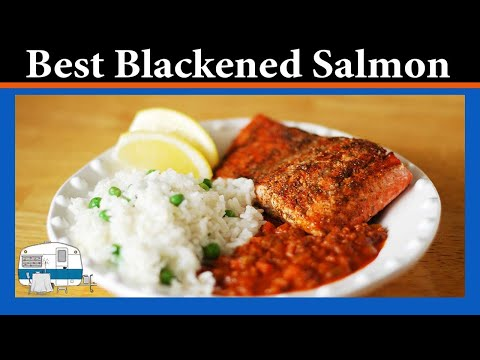 A better way to make Blackened Salmon