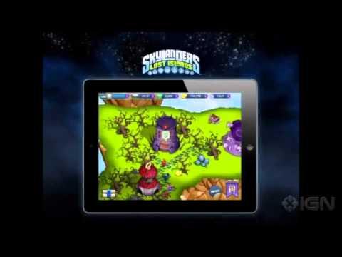 Skylanders Portal of Power Trailer