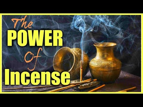 WHY I LIGHT INCENSE EVERY DAY │THE MAGIC AND MEANING OF EACH SCENT CHANGES YOUR LIFE!!│MY COLLECTION