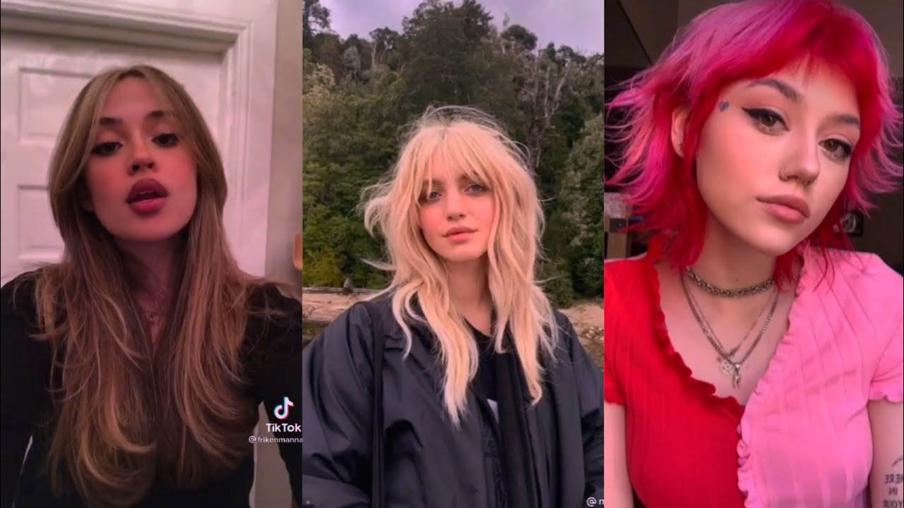 Hair transformations that made hairstylists... ✂*very proud* ✂