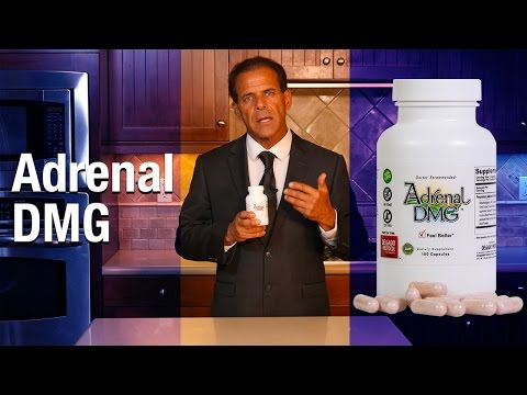 Replenish Your Adrenals with Adrenal DMG!