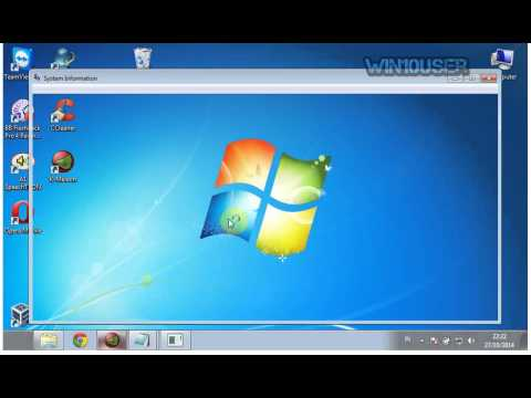 Windows 7 Tips : How to view computer or laptop specifications (Professional)