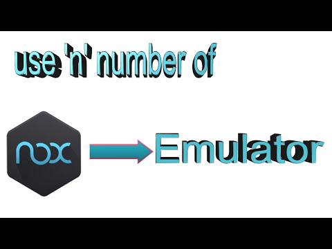 Use 'n' Number of Emulators | Nox
