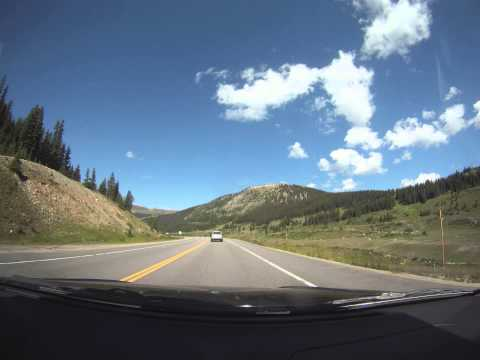 Denver to Leadville to Vail to Denver
