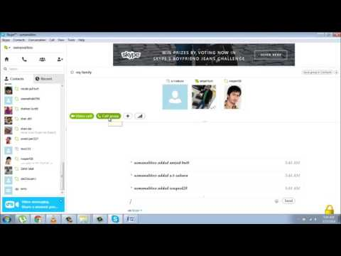 How To Make Group Video Call In Skype For Free Latest