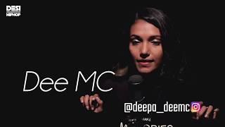 DEE MC - Bulletproof | #FreestyleFriday | Desi Hip Hop