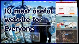 10 most useful website for everyone...