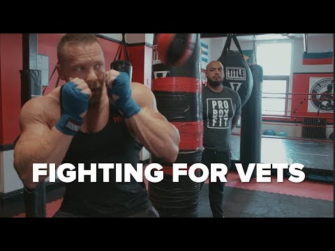 Fighting for Veterans - Marc Lobliner Completes Week 1 of Boxing Camp