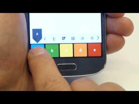 The 5-TILES Keyboard - Video Explainer