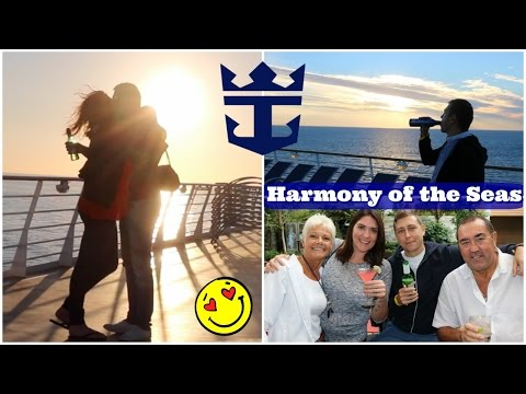 Harmony Of The Seas | Europe | Cruise Vlog