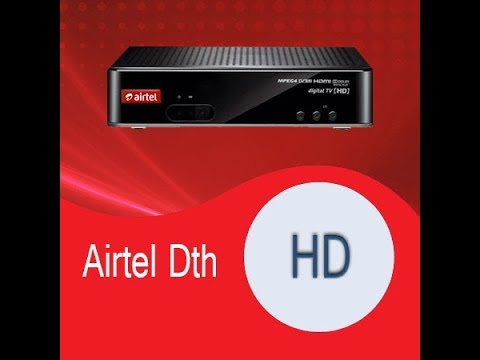 Airtel digital tv packages and channel list with updated prices