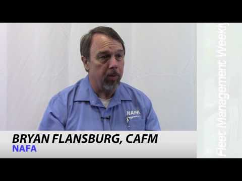 NAFA's New President Looks at Mobility Management | BRYAN FLANSBURG, CAFM | Fleet Management Weekly