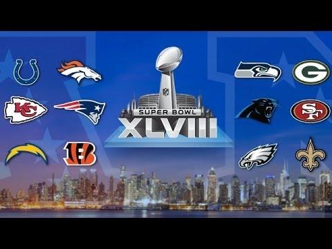 Madden 25: All Teams Super Bowl XLVIII Intro (HD)