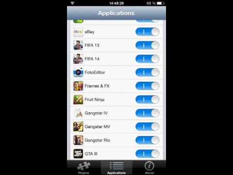 In app Käufe Free mit (Iapfree) ios 7 & cydia  (iPhone, iPo