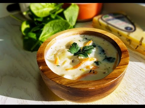 Chicken Gnocchi Soup - What's For Din'? - Courtney Budzyn - Recipe 29