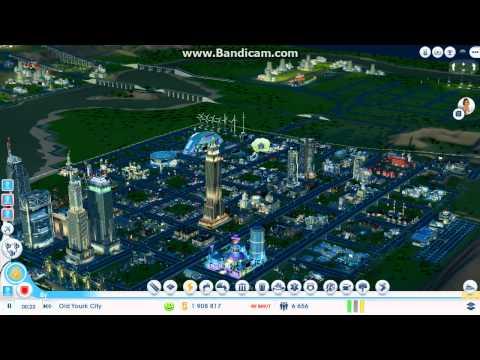 SimCity 5 money cheat