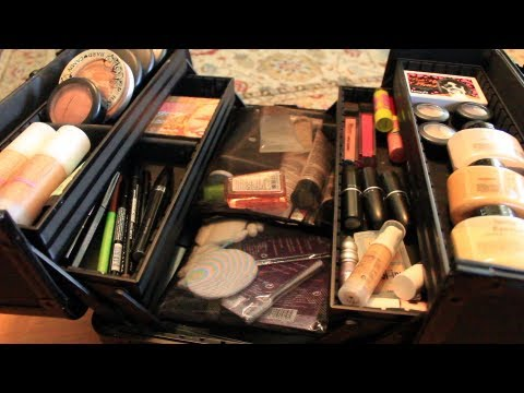 My Freelance Makeup Train Case