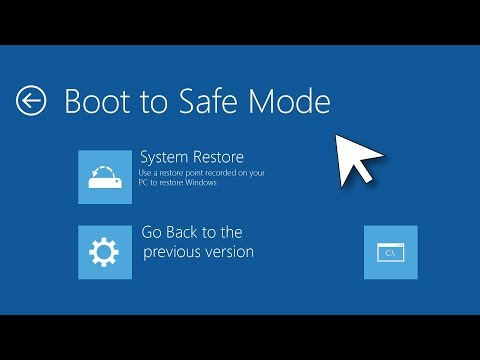 4 Ways to Boot to Safe Mode in Windows 10