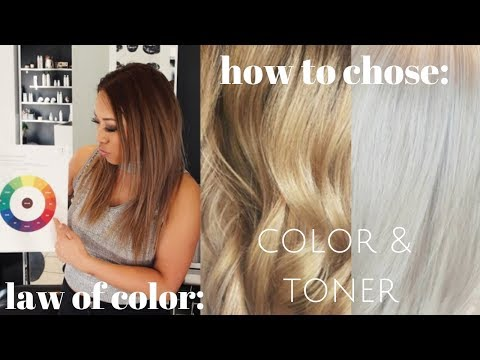 how to choose your COLOR & TONER