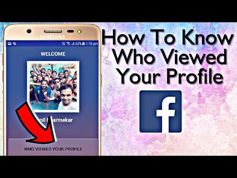 Facebook Tricks 2018     How To See Who Views Your Facebook   2018