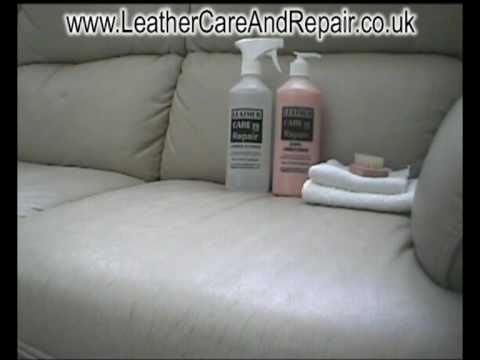 How to Clean Leather Car Seats, Furniture & Vinyl