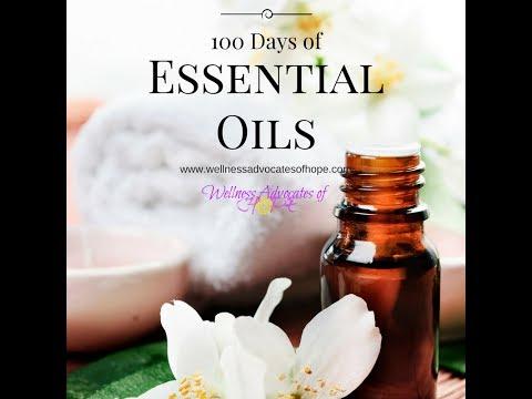 100 Days of Essential Oils, Day 14: Cilantro