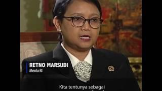 Menlu RI: Toleransi Ada Dalam DNA Indonesia