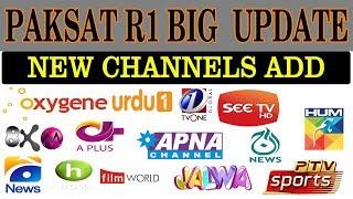 8 49 MB] Download Paksat R1 Big Channel Update New Channels