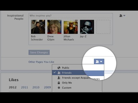 How to Hide Pictures From Friends on Facebook