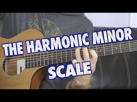 How to Use the Harmonic Minor Scale