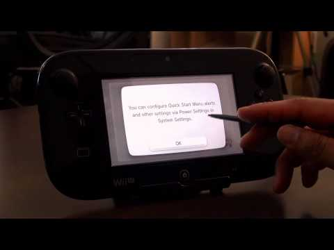 How To Update Your Wii U