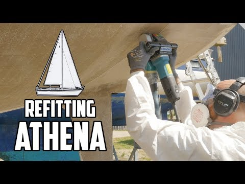 Sail Life - Gelplane vs Marine Shaver Pro - which is best? DIY sailboat refit