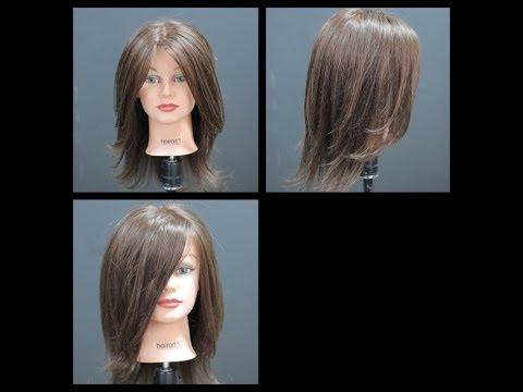 Haircut Tutorial - Long Length Layers