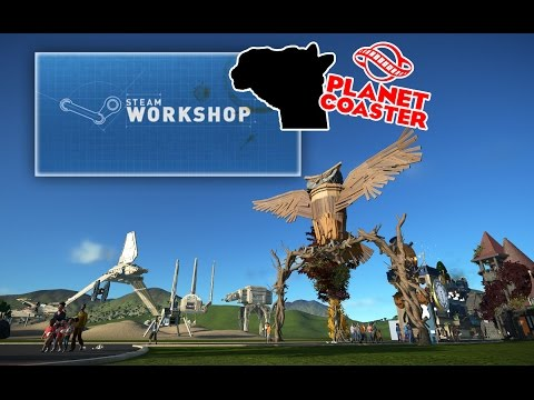 Planet Coaster: Steam Workshop RoundUp 01- Rudi´s Creations