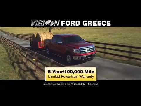 Vision Ford  F-150 Sales Event