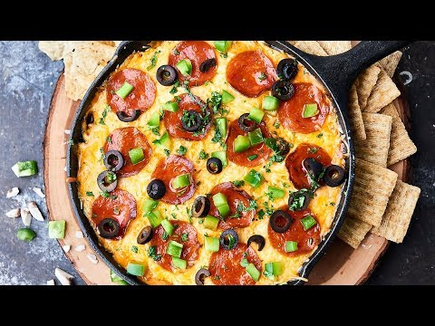 Loaded Pizza Dip