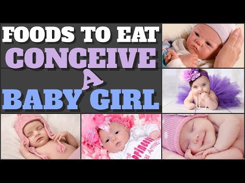 What Foods to Eat to Conceive a Girl? 🍃🌾