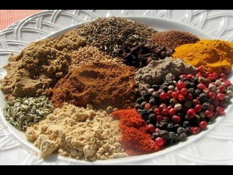 Madras Curry Powder | INDIAN RECIPES | WORLD'S FAVORITE RECIPES | HOW TO MAKE