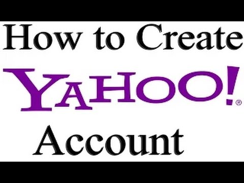 How To Create Yahoo Account In Hindi/urdu