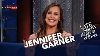 Jennifer Garner Uses Her Endorsing Skills For