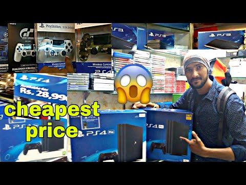 Buy Ps4 | Xbox one | Ps3 | Xbox 360 | Ps2 | Very Cheap Price in Delhi Market