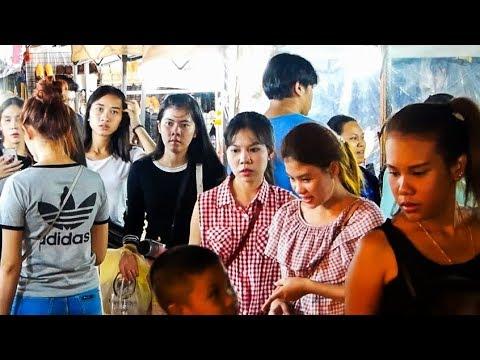 Bangkok Night Market - JJ Green 2018