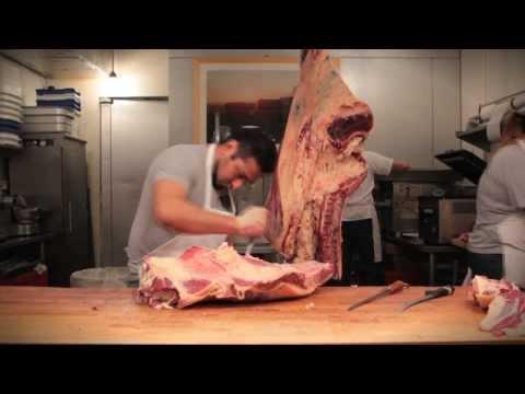 Dickson's Farmstand Meats - Breaking Beef