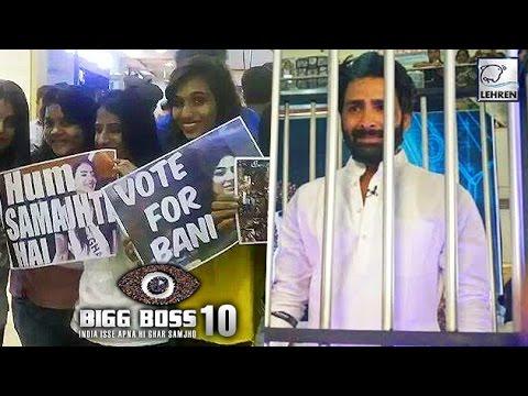 Bigg Boss 10  Bani Fans ANGRY On Manu   Manveer